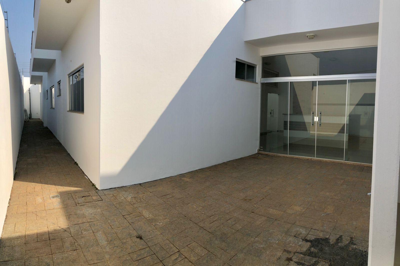 Locação Casa Barra do Garças - MT 887